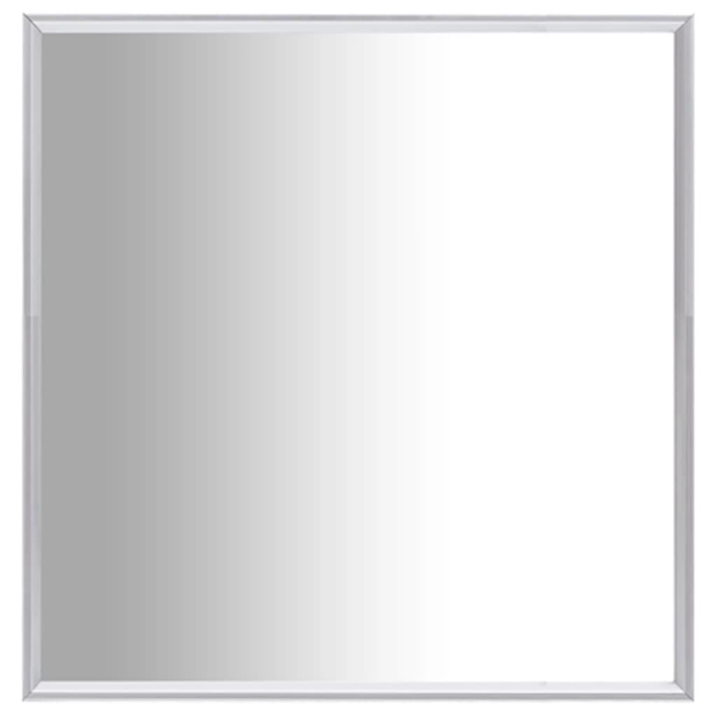 Peegel, hõbedane, 60 x 60 c..