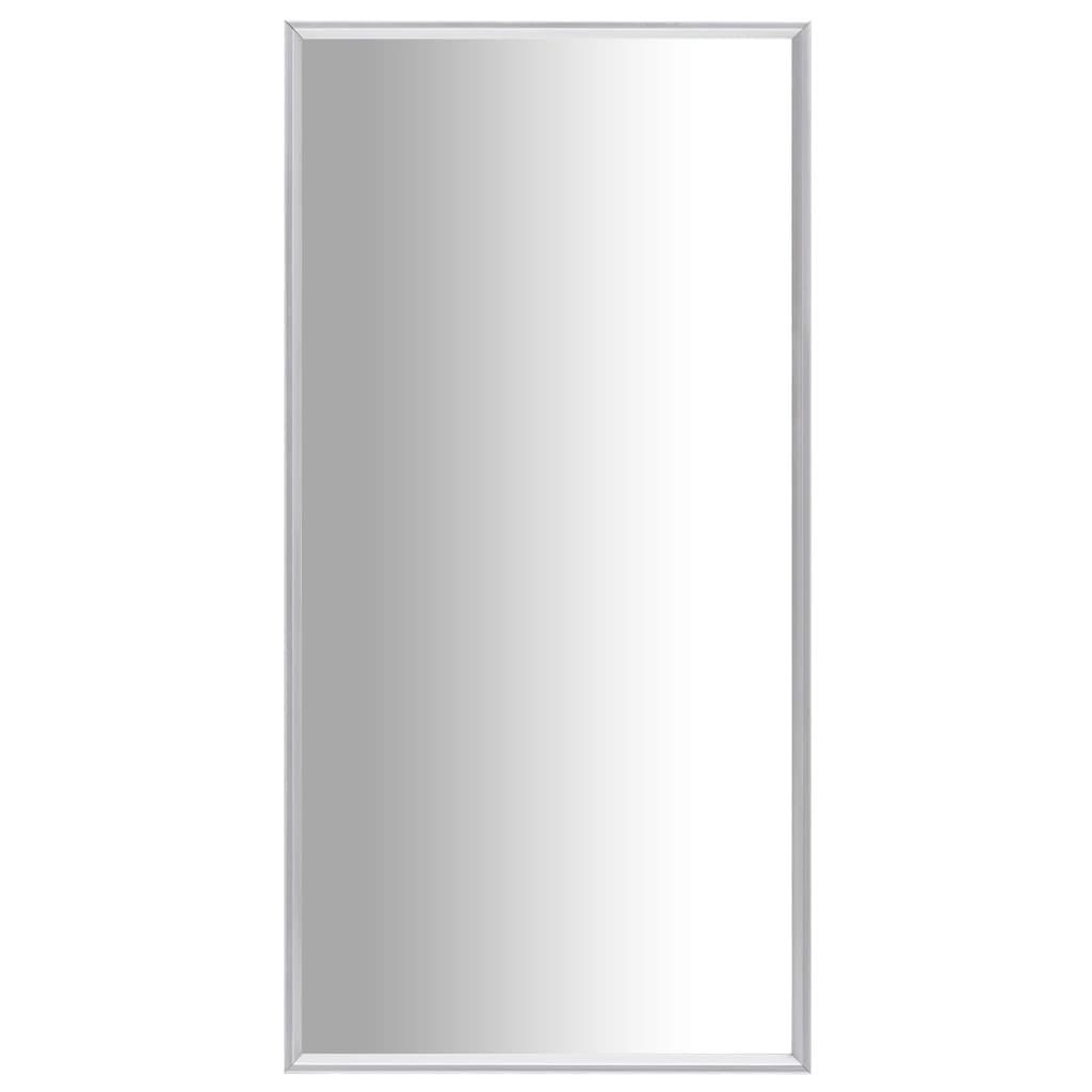 Peegel hõbedane 120x60 cm