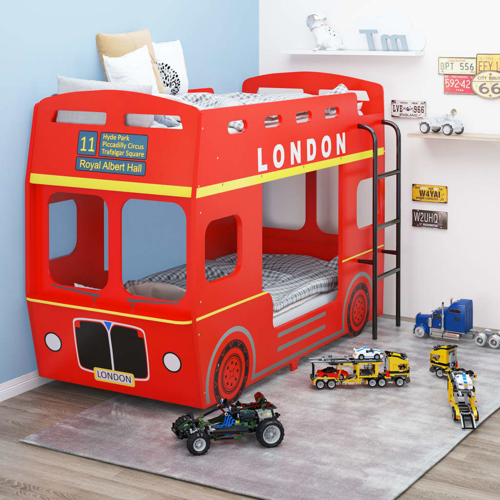 Narivoodi, Londoni buss, pun..