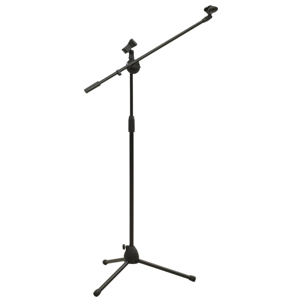 Mikrofonní stativ s dvojitým držákem
