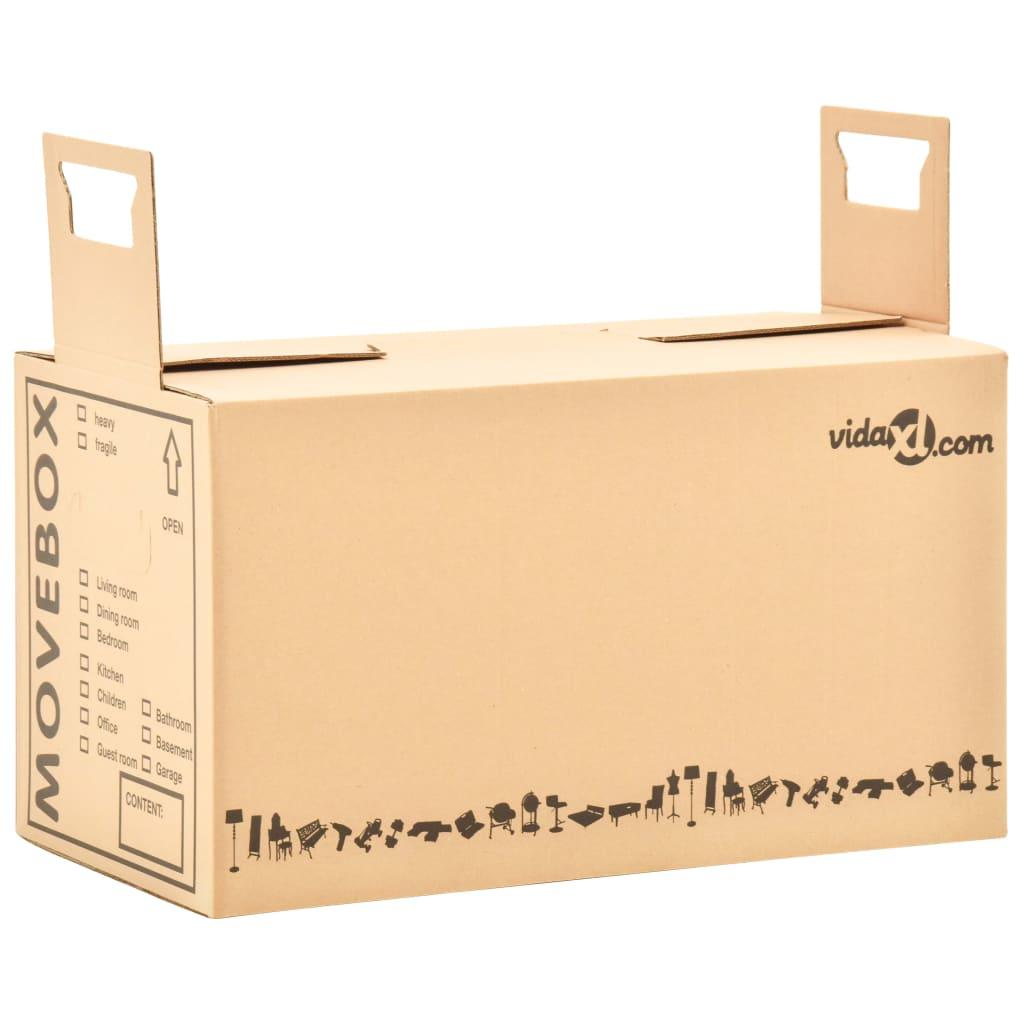 Verhuisdozen 100 st XXL 60x33x34 cm karton