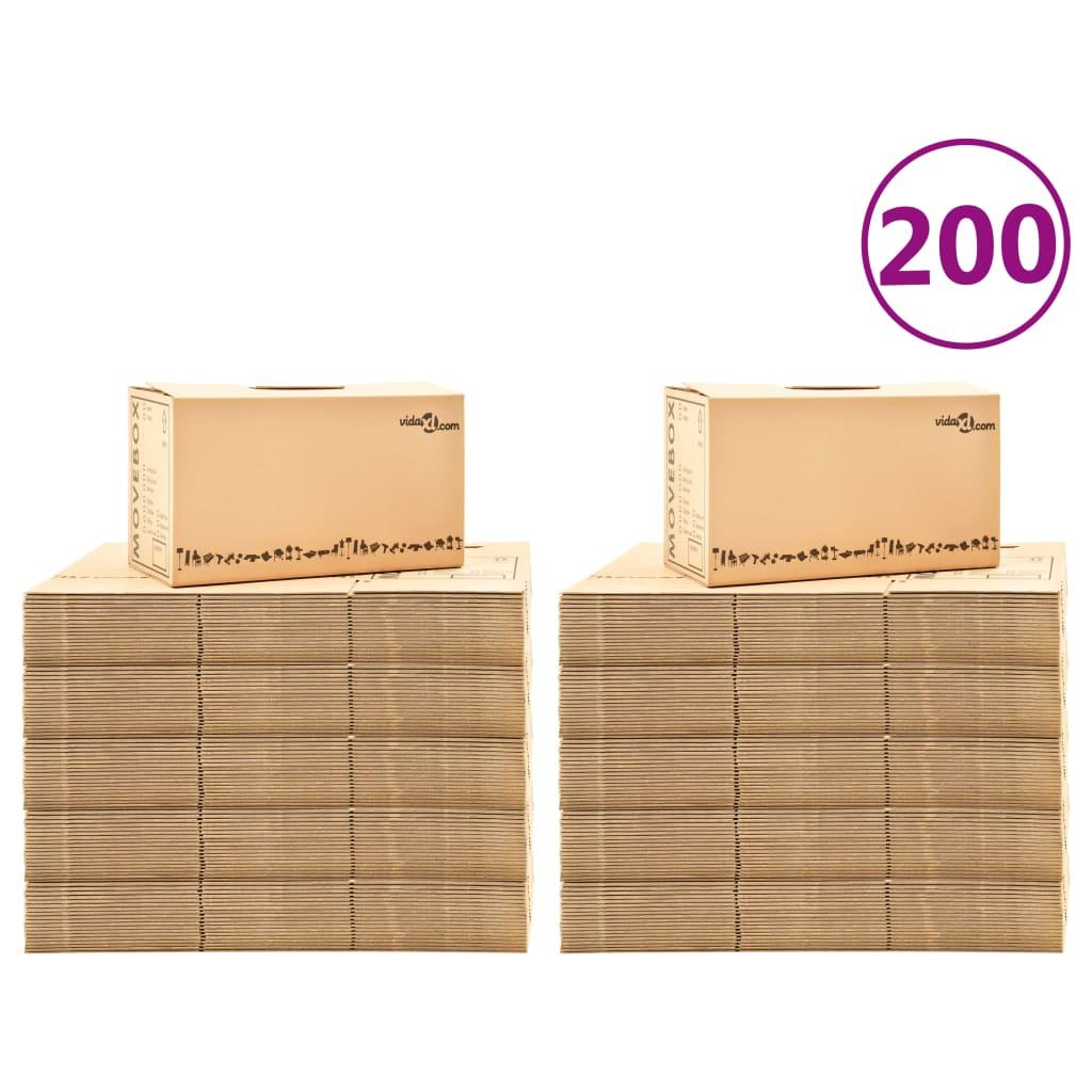 Kolimiskastid XXL 200 tk, 60..