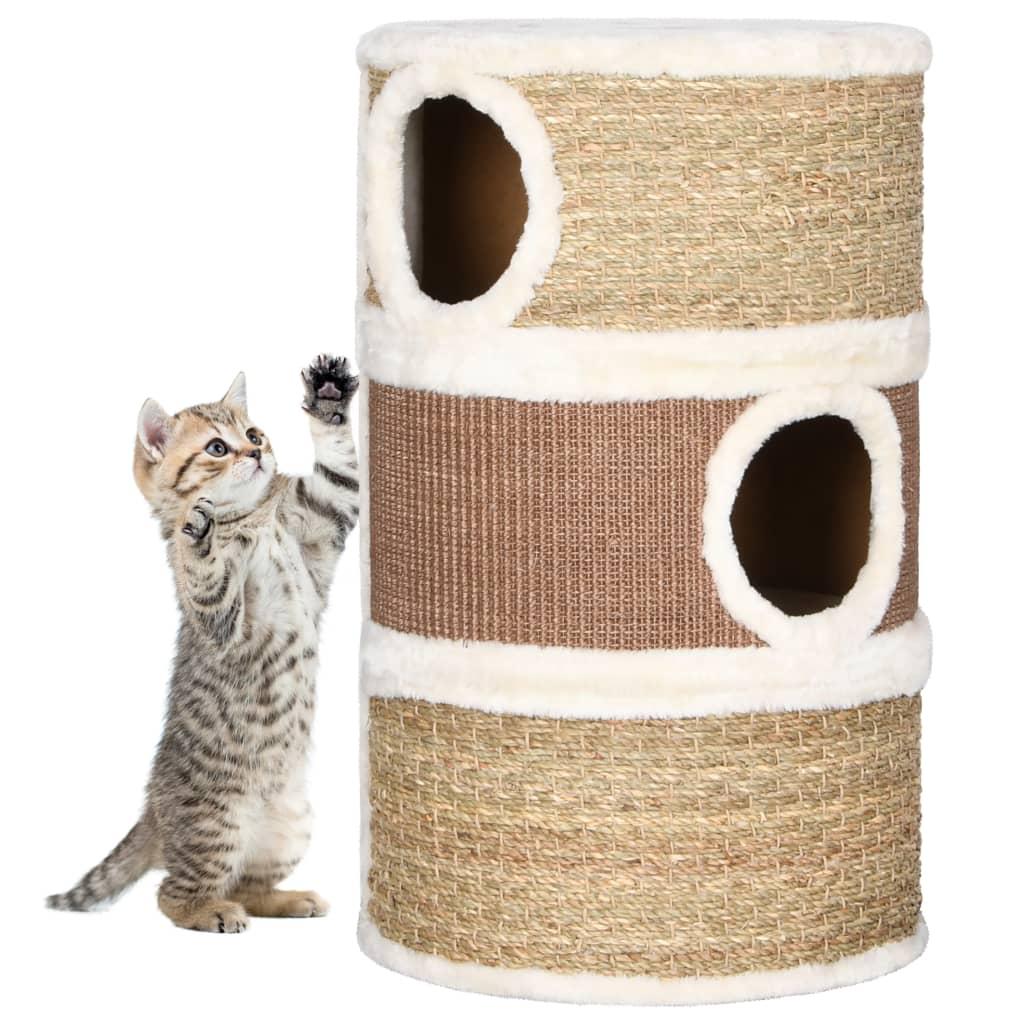 Kočičí sud škrabadlo 60 cm mořská tráva