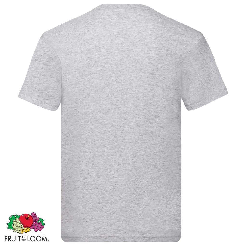 Fruit of the Loom T-särgid, 10 tk, XXL, puuvill