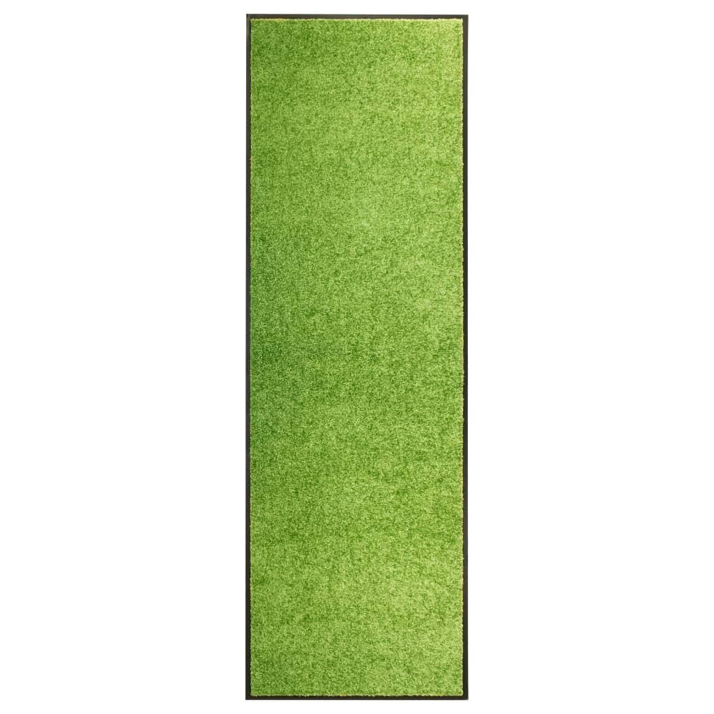 Fußmatte Waschbar Grün 60×180 cm