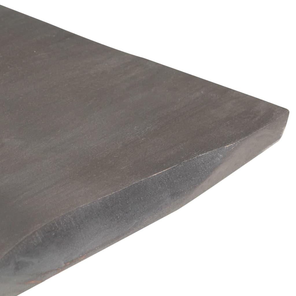 vidaXL Salontafel met natuurlijke randen 115x60x40 cm acaciahout