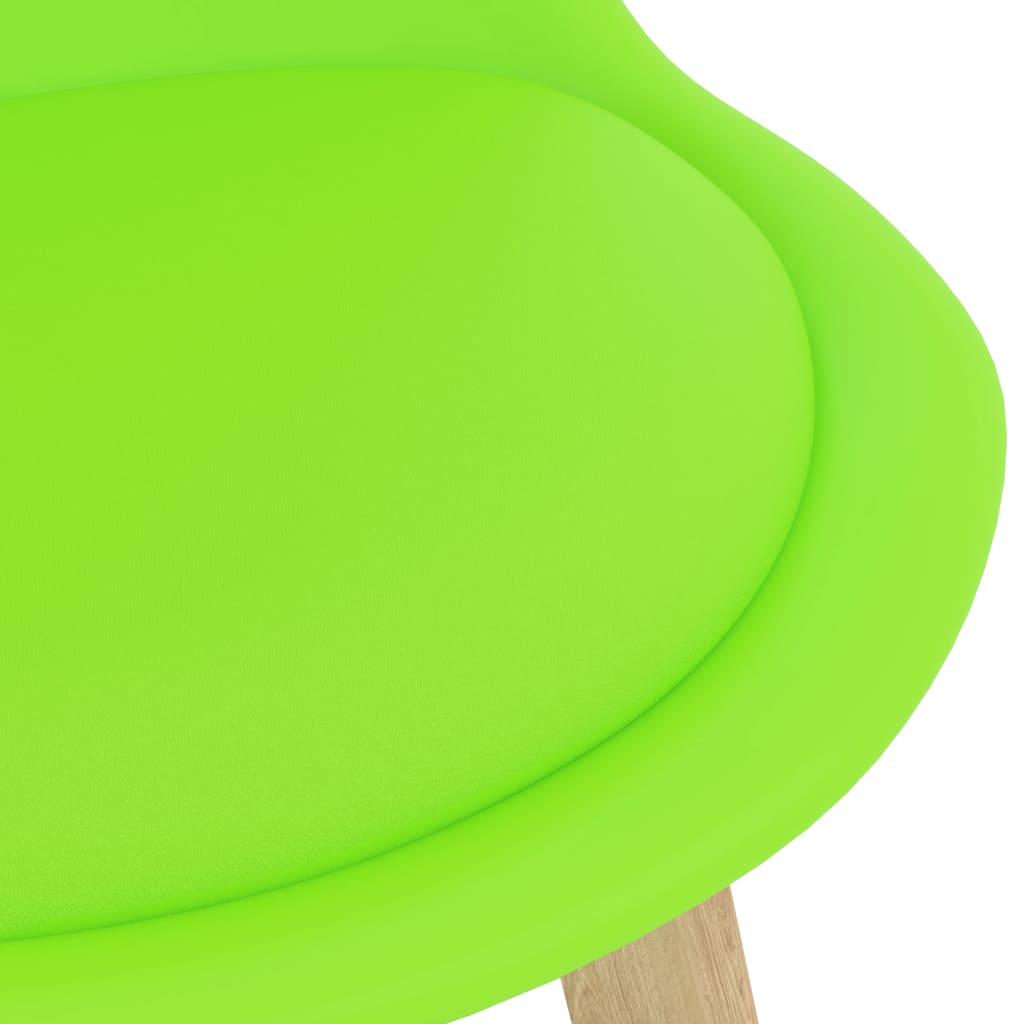vidaXL 7-delige Barset groen