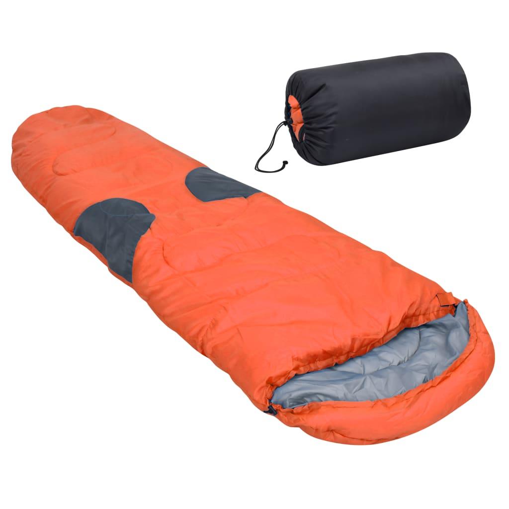 Vreća za spavanje narančasta -5 ℃ 2000 g