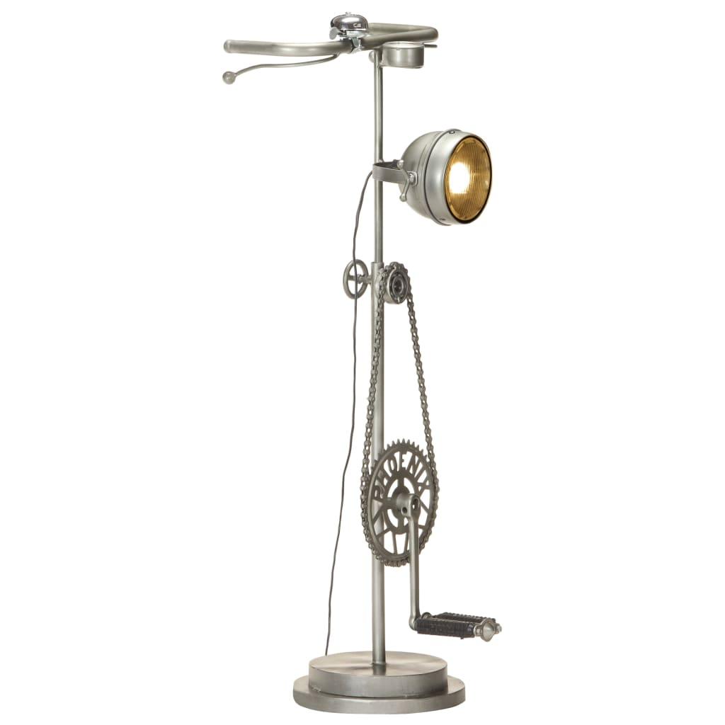 999323722 Standleuchte im Fahrrad-Design Eisen