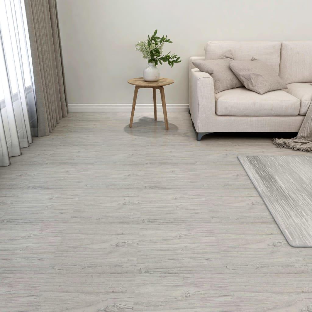 Iseliimuvad põrandaplaadid 55 tk, PVC, ..