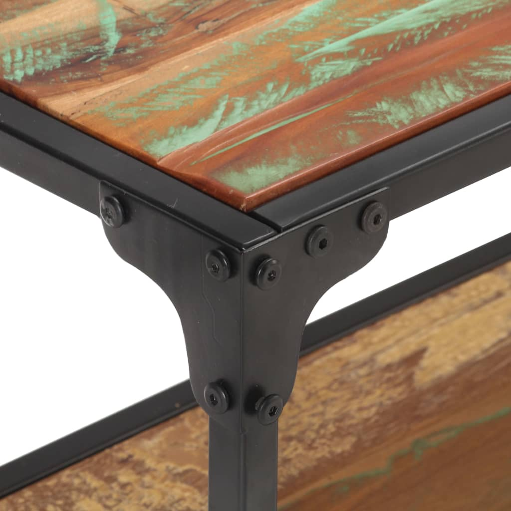 Tv-meubel 150x30x40 cm massief gerecycled hout