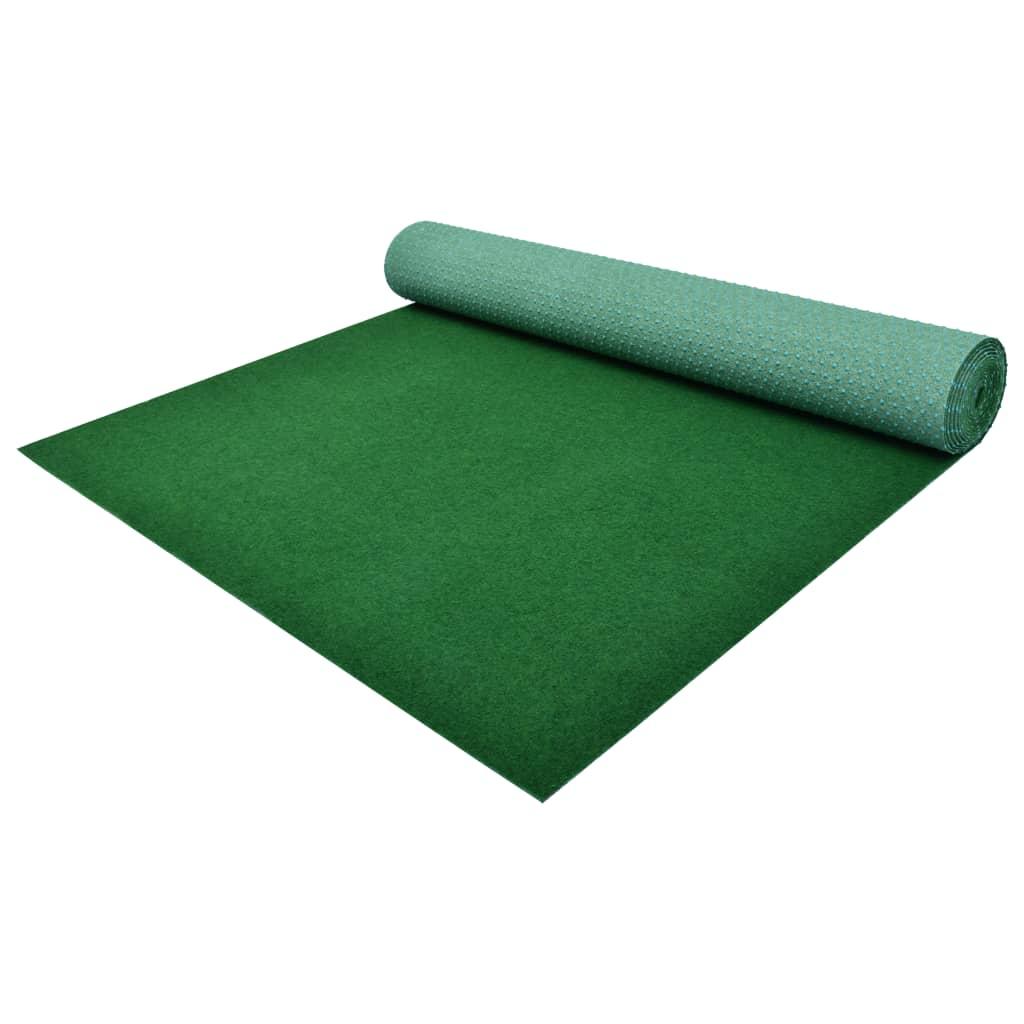 Umělá tráva s nopky 4 x 1,33 m zelená