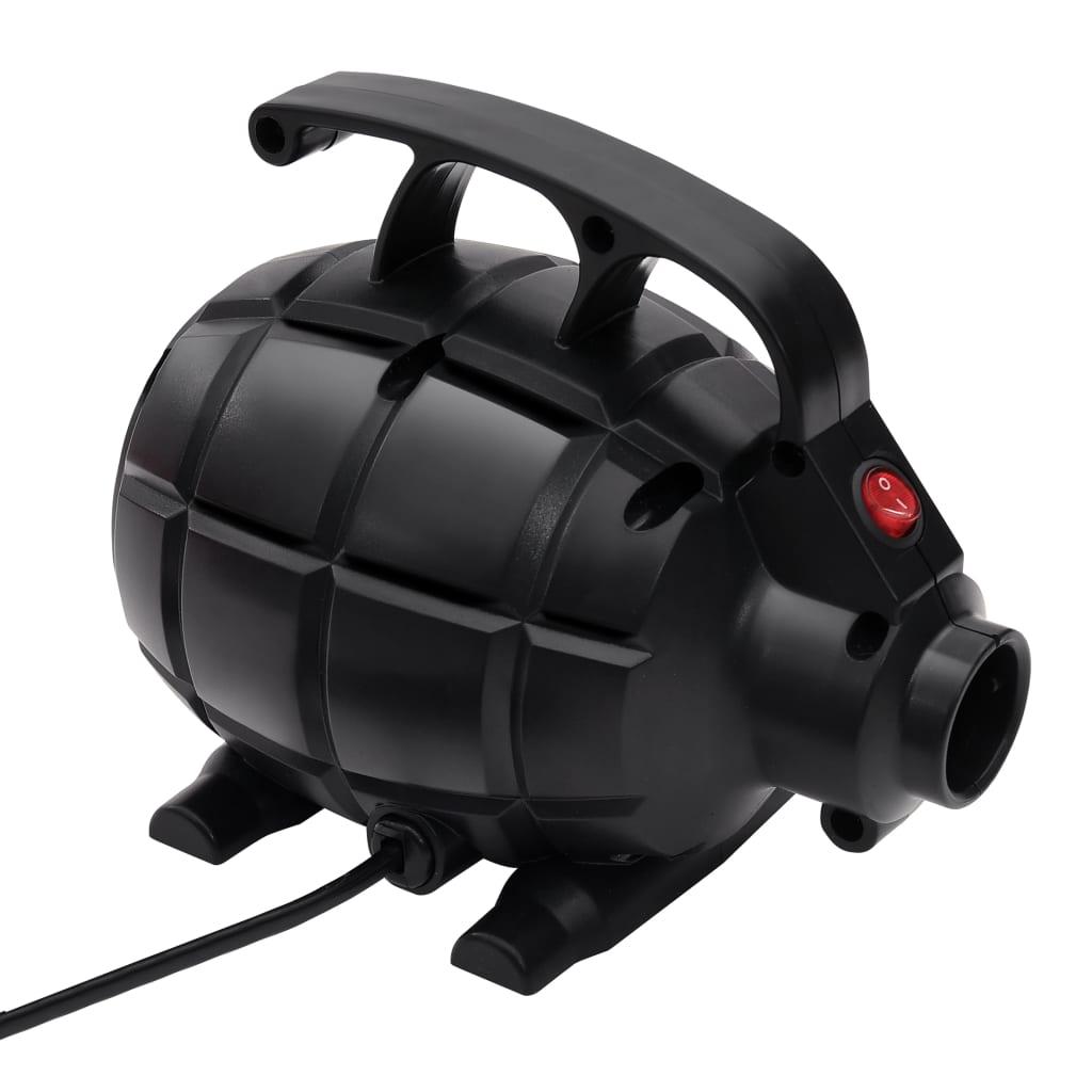 Elektriline õhkpump, must