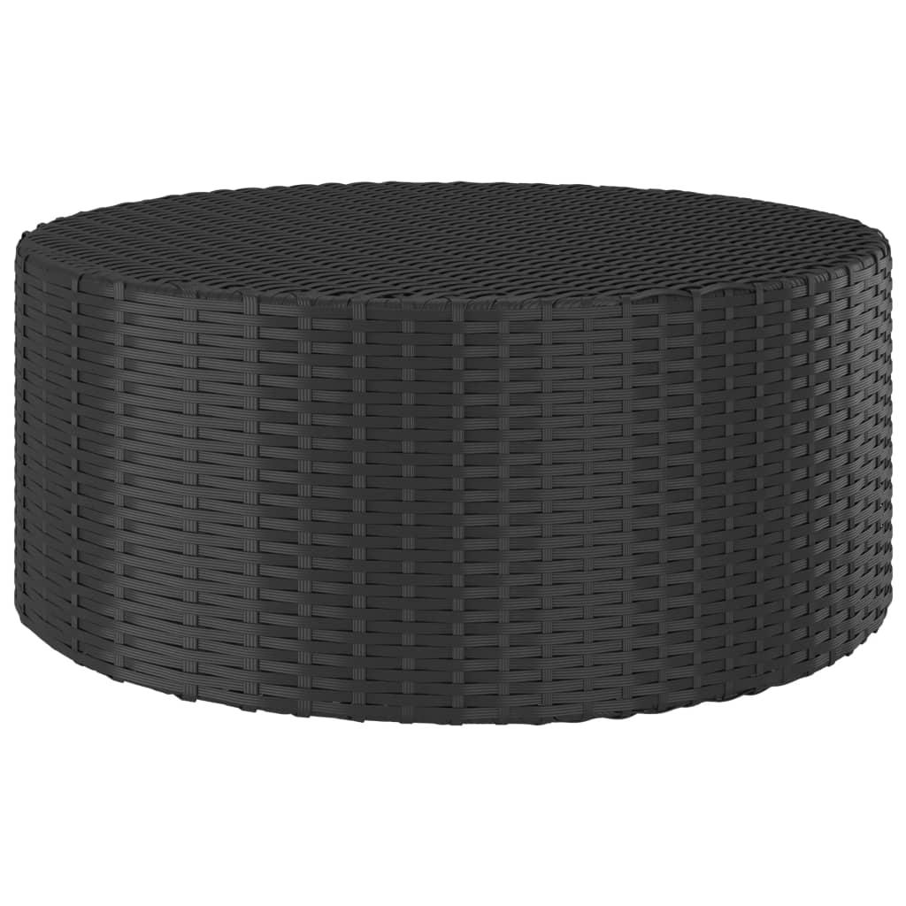 Teelaud, must, 68x68x30 cm, ..