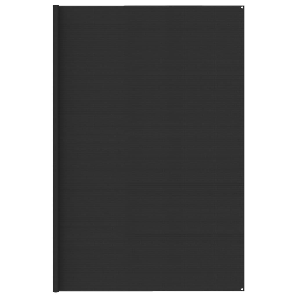 Koberec do stanu 400 x 500 cm antracitový