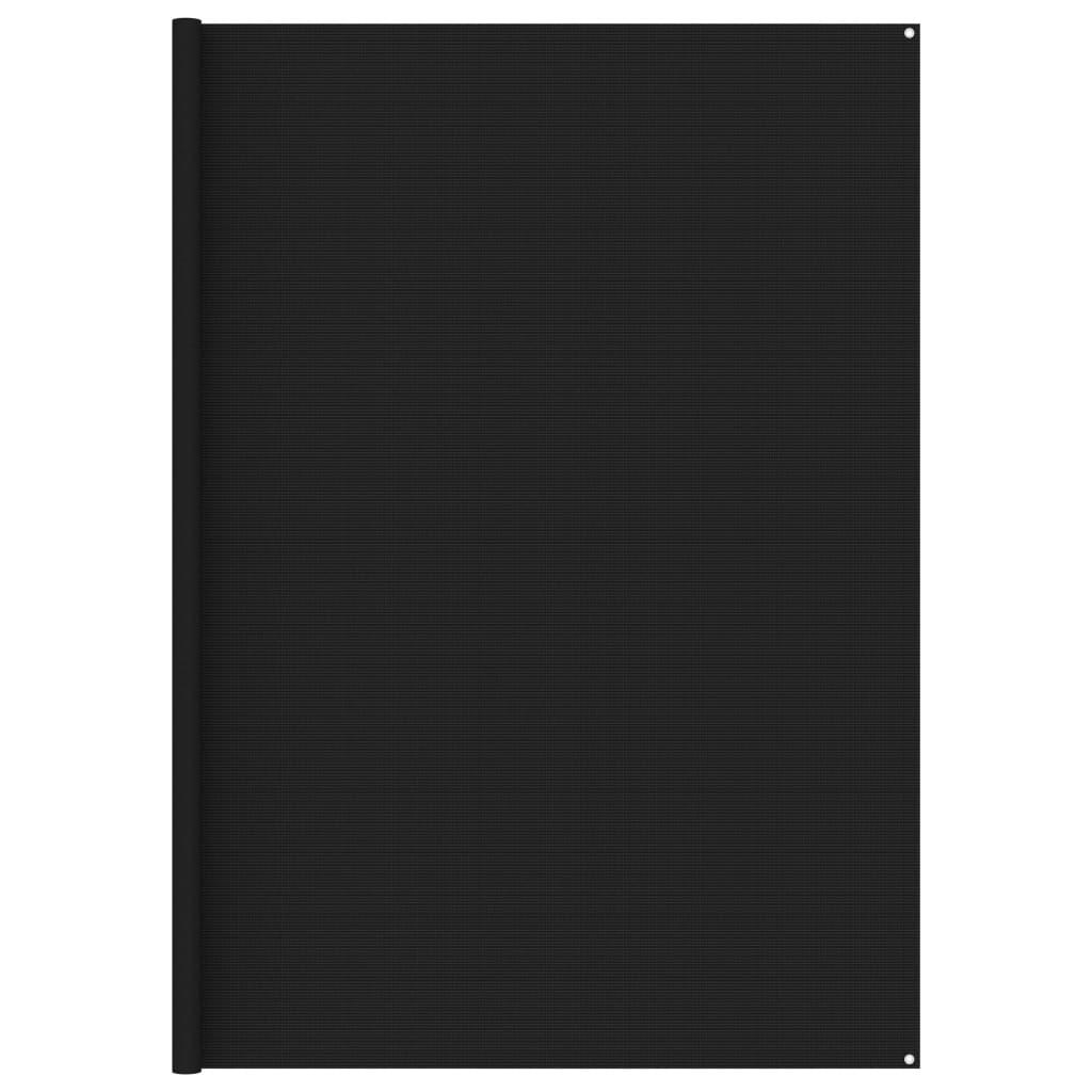 Koberec do stanu 300 x 600 cm černý