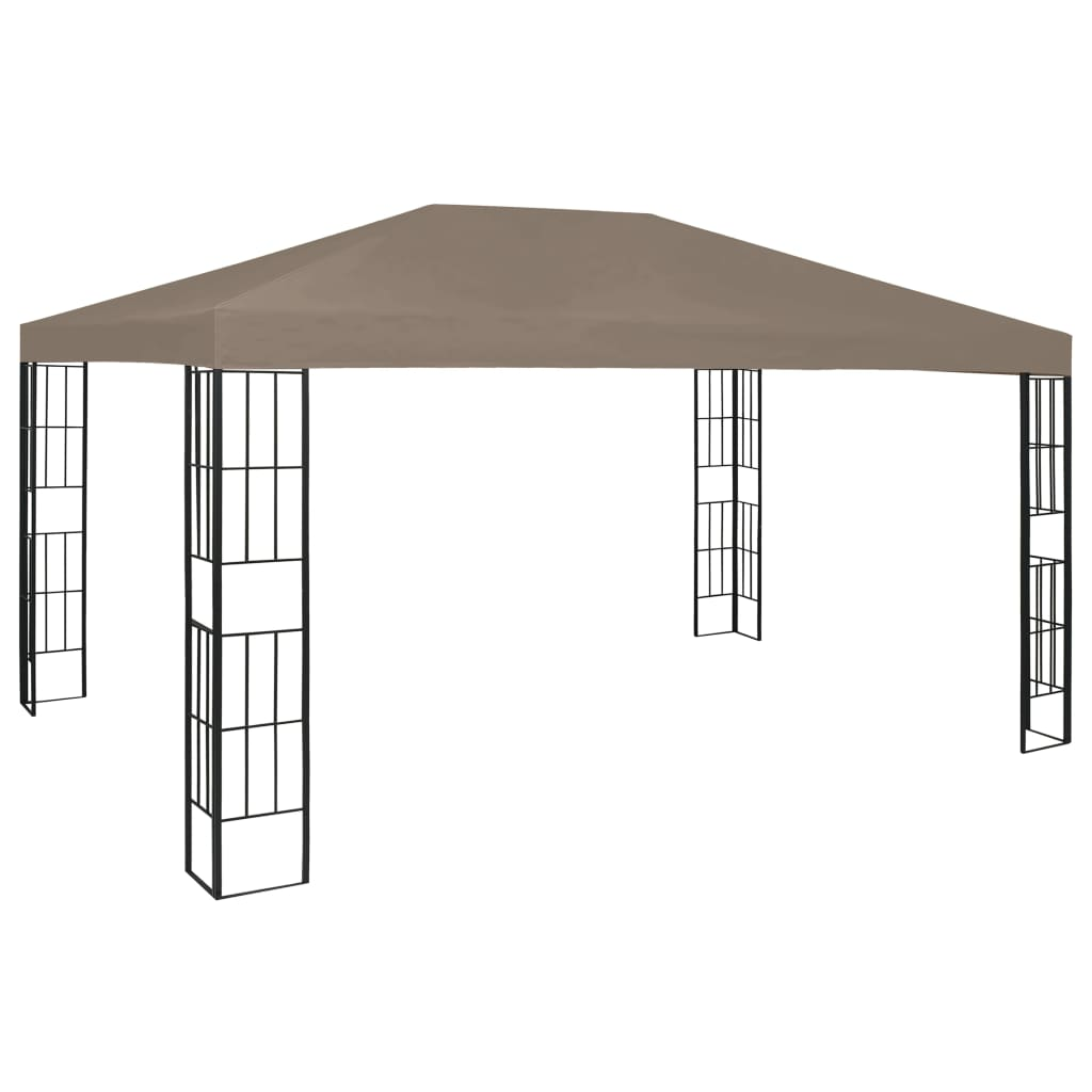 Prieel 4x3 m taupe
