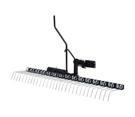vidaXL Verticuteerder voor zitmaaier 120 cm