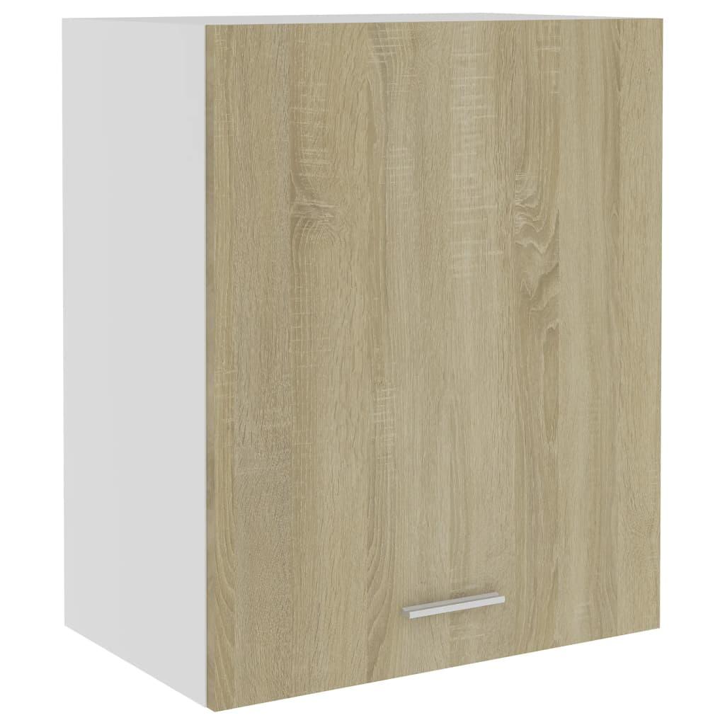 Horní skříňka dub sonoma 50 x 31 x 60 cm dřevotříska
