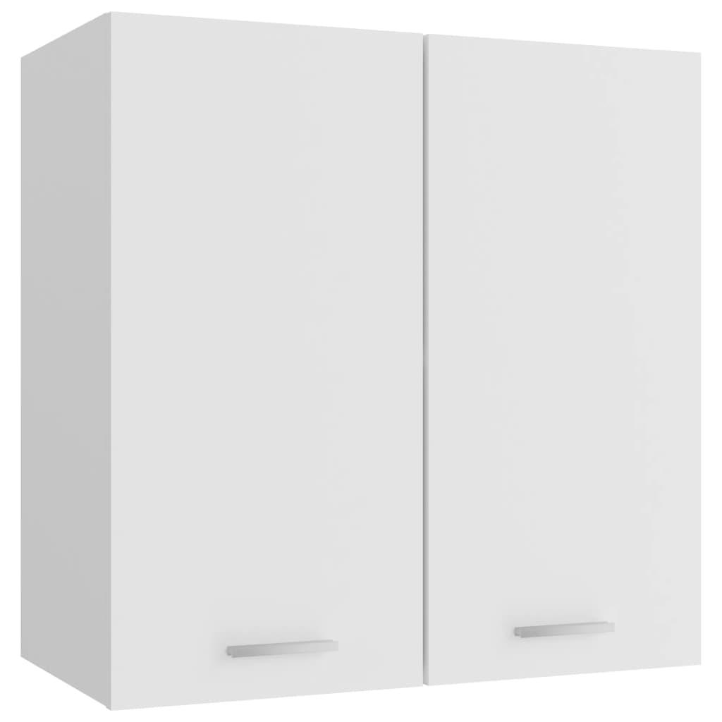vidaXL Dulap suspendat, alb, 60 x 31 x 60 cm, PAL vidaxl.ro