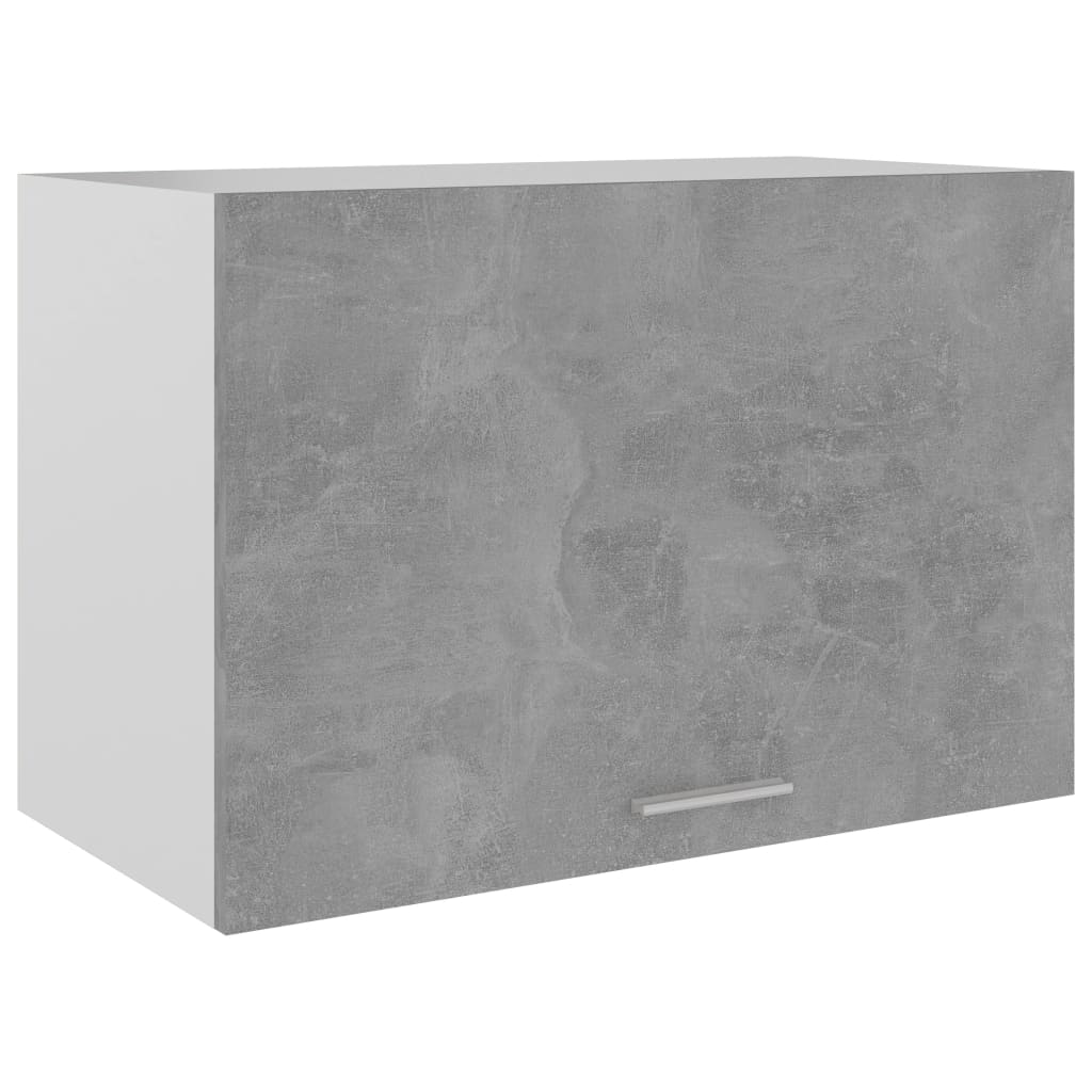 vidaXL Viseći ormarić siva boja betona 60 x 31 x 40 cm od iverice