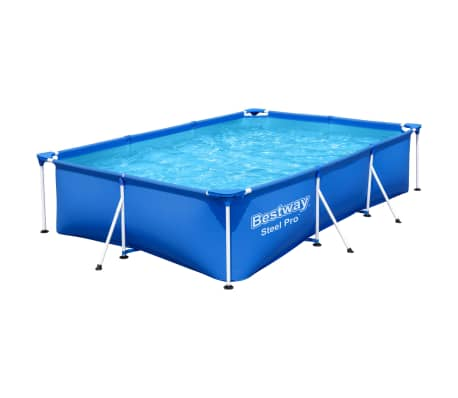 Bestway Steel Pro Swimming Pool 300x201x66 cm