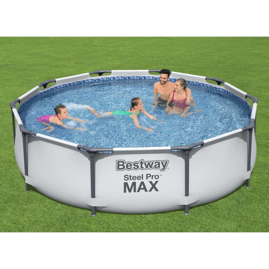 Bestway Bazénový set Steel Pro MAX 305 x 76 cm