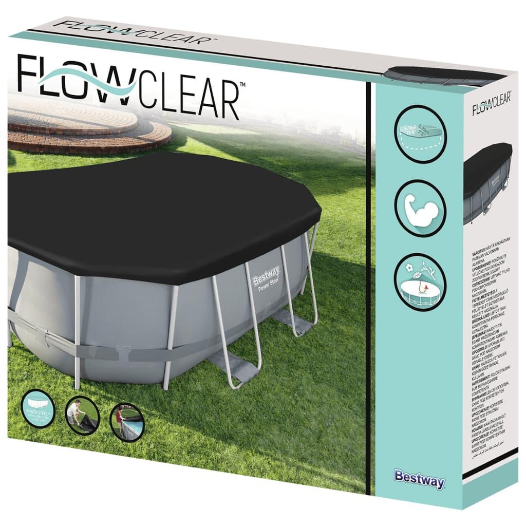Bestway Flowclear basseinikate 418x230 cm