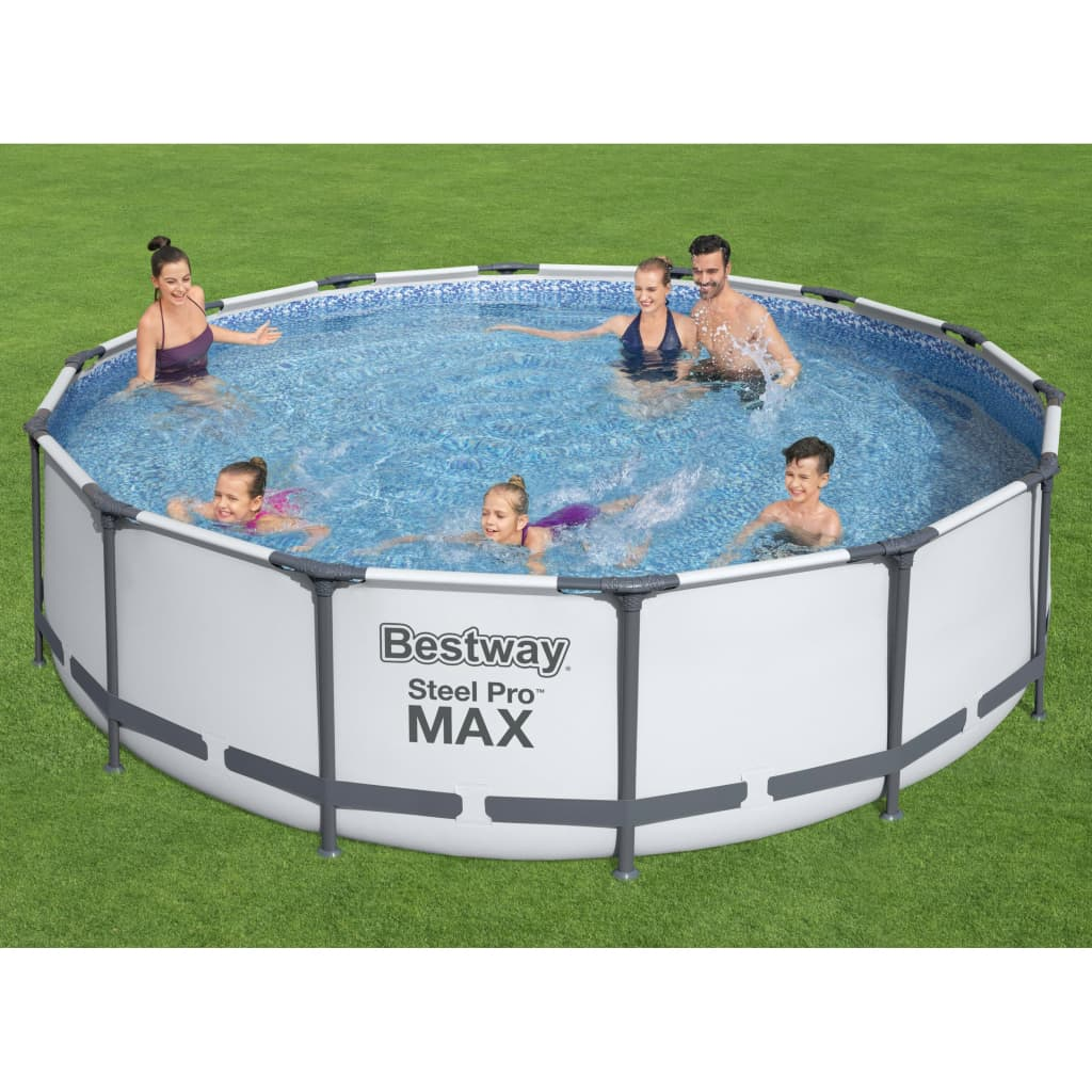 Bestway Bazénový set Steel Pro MAX 427 x 107 cm