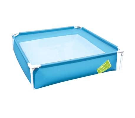 Bestway My First Frame-pool 122x122x30,5 cm