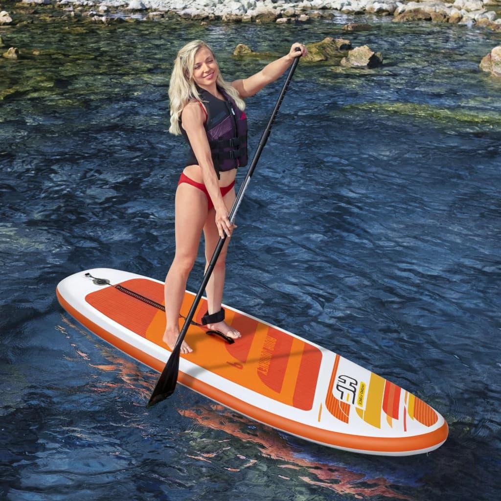 Bestway Hydro-Force Aqua Journey felfújható állószörf 274 x 76 x 12 cm