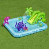 Bestway Fantastisches Aquarium Spielzentrum 239x206x86 cm