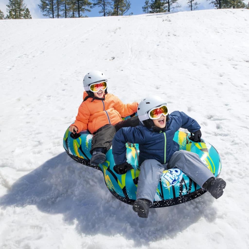 Bestway Tub de zăpadă dublu Frost Blitz, 185 cm imagine vidaxl.ro