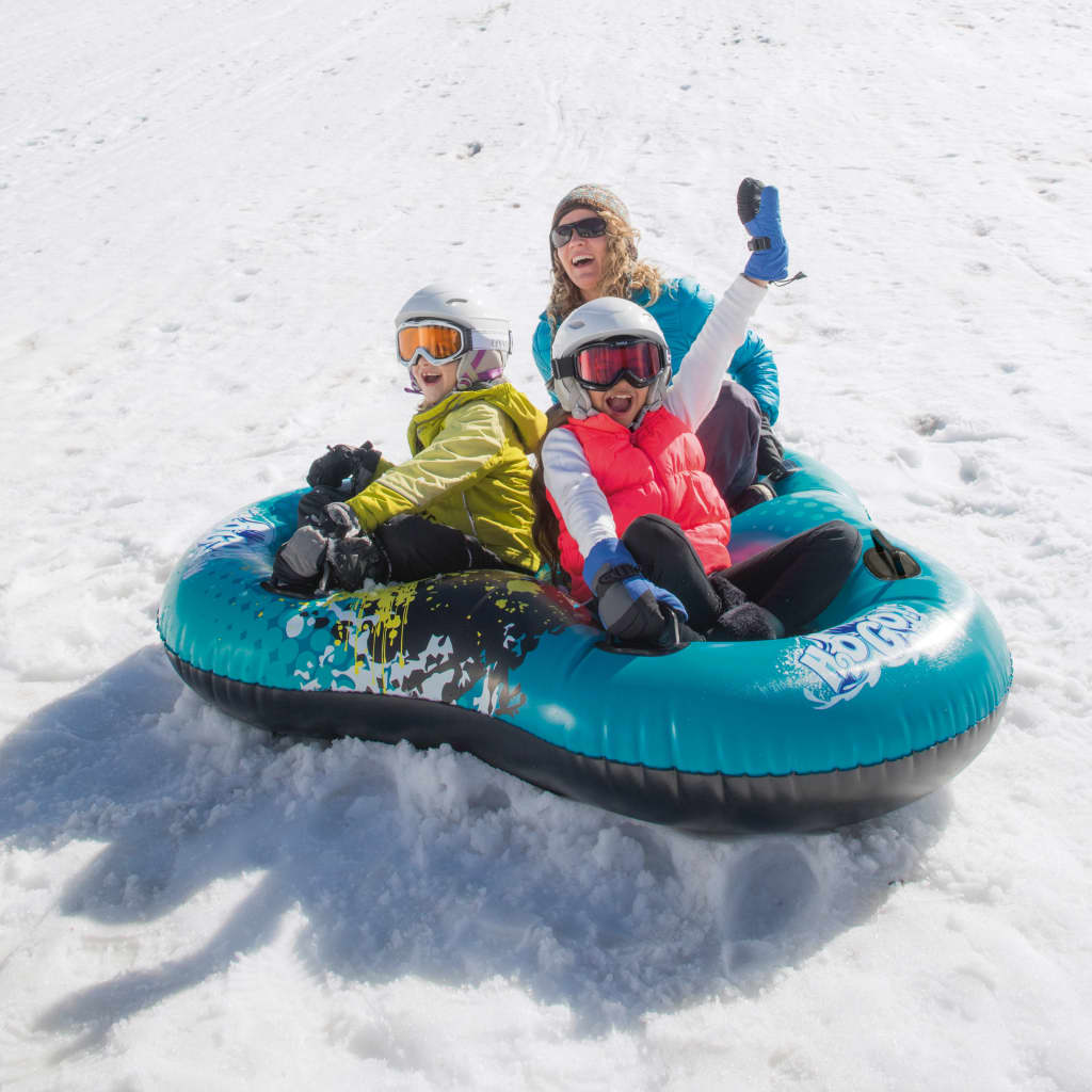 Bestway Tub de zăpadă triplu Winter Rush, 152 cm imagine vidaxl.ro