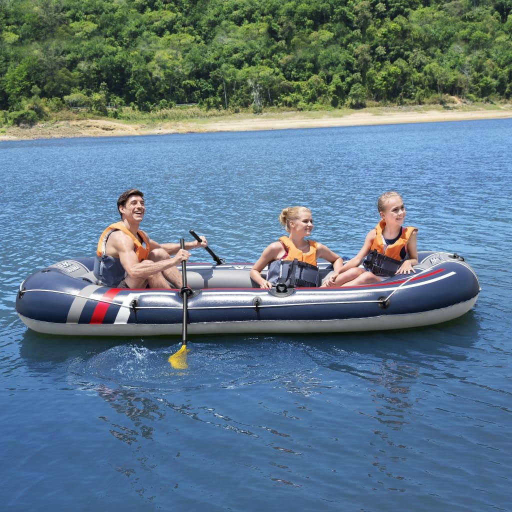 Bestway Barcă plută gonflabilă Hydro-Force, 307x126 cm poza vidaxl.ro