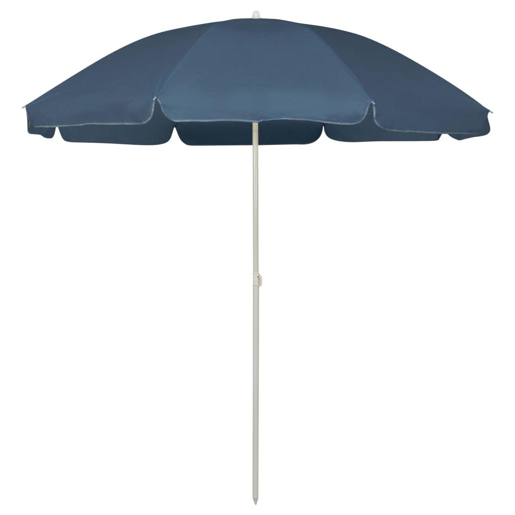 Päikesevari, sinine, 240 cm