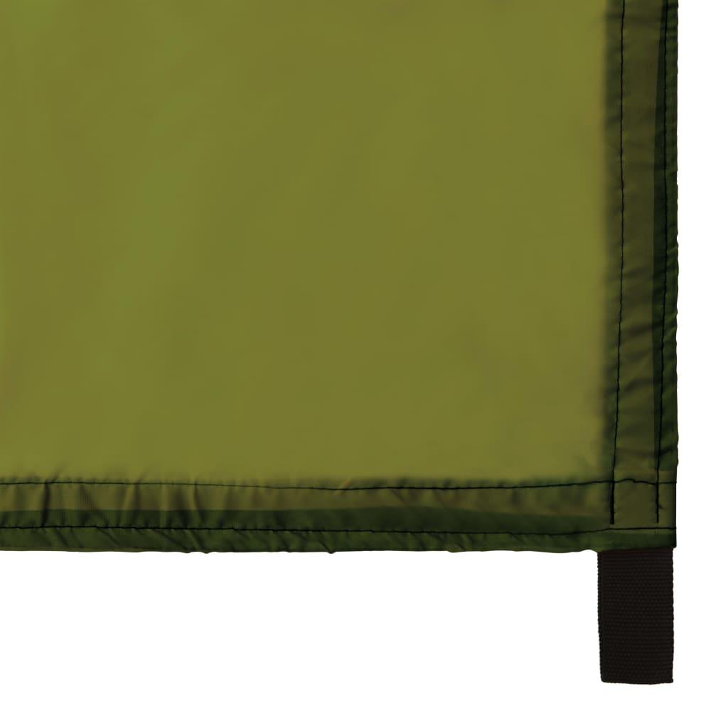 Afdekzeil 4x4 m groen