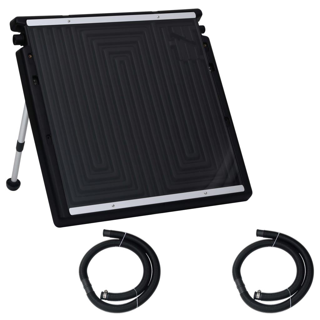 Solar-Heizung für Pool 75×75 cm