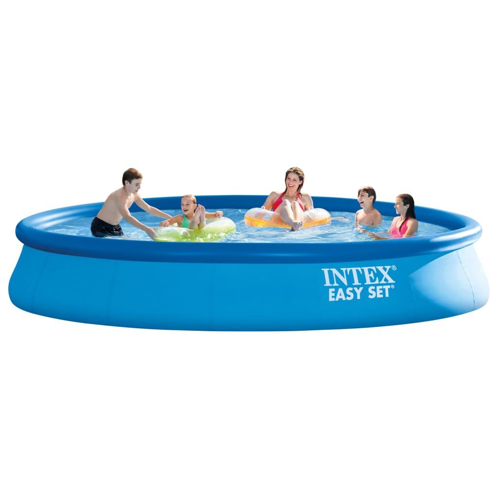 Intex Zwembad Easy Set met filtersysteem 457x84 cm