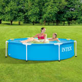 Intex Pool Metal Frame 244x51 cm