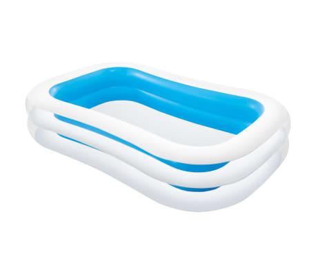 Intex familiepool Swim Center 262x175x56 cm