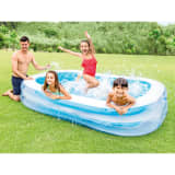 Intex Swim Center Familiebasseng 262x175x56 cm