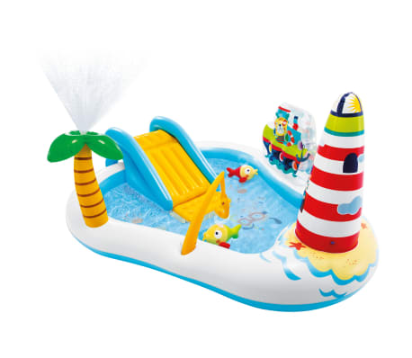 Intex Centro de juego Fishing Fun 218x188x99 cm