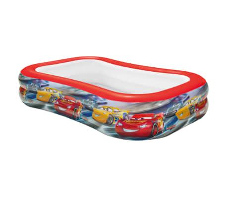 Intex Cars Barnpool flerfärgad 262x175x56 cm