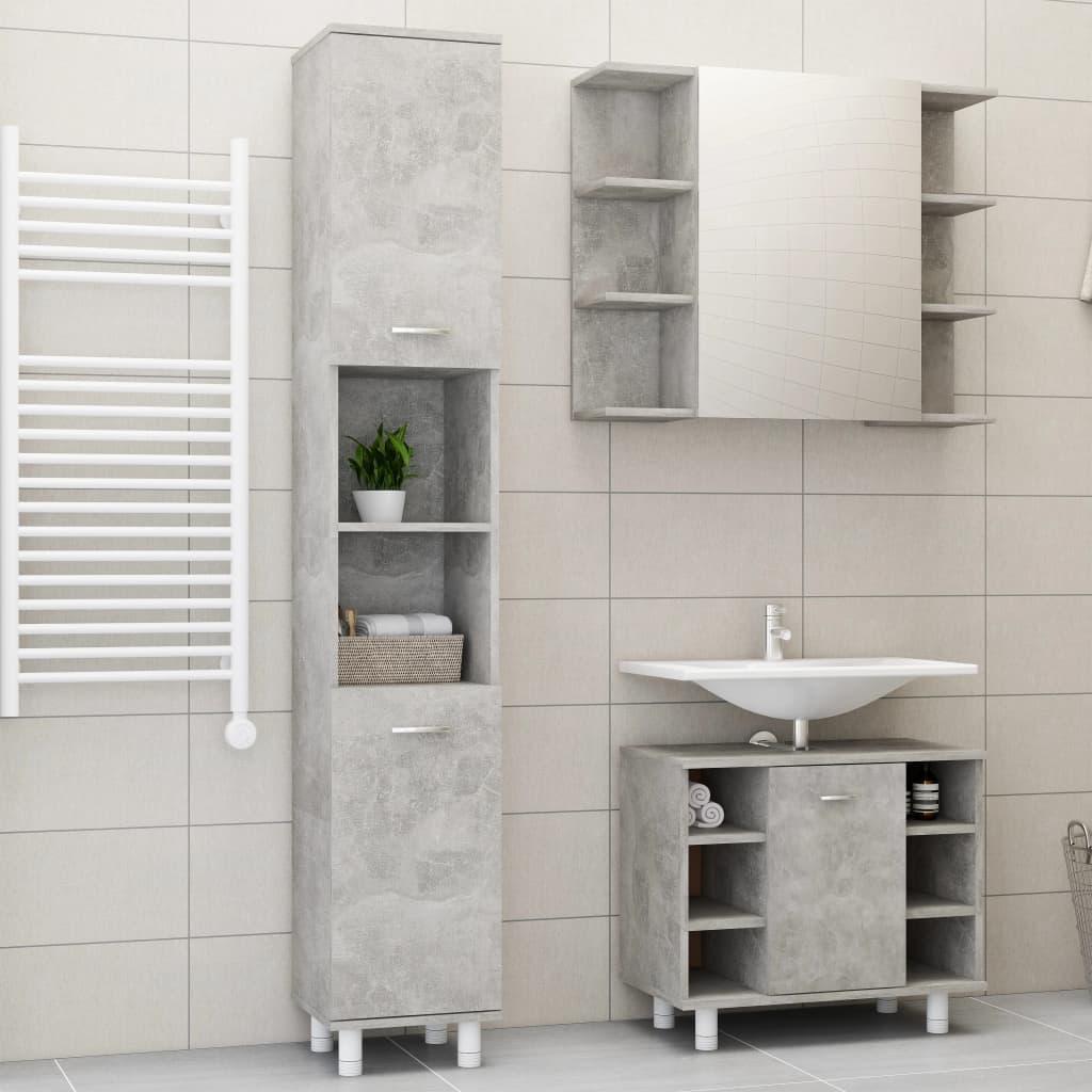 3-osaline vannitoamööbli k..