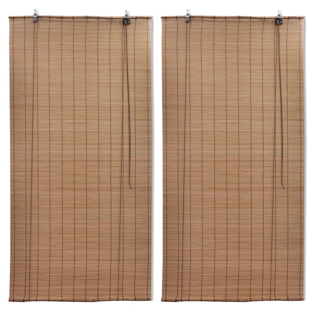 Bambusrulood 2 tk, 80 x 160 ..