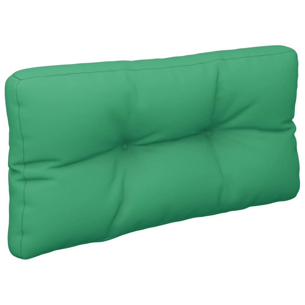 vidaXL hynde til pallesofa 70x40x12 cm grøn