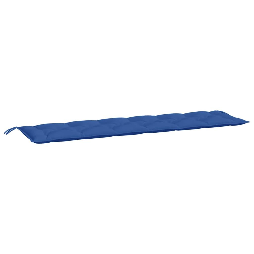 Aiapingi istmepadi, sinine, 200 x 50 x 7 cm, kanga..