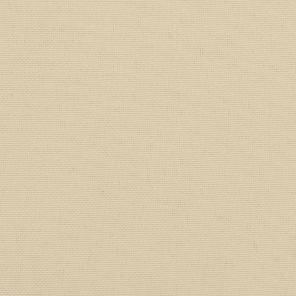Kussen voor schommelstoel 200 cm stof beige