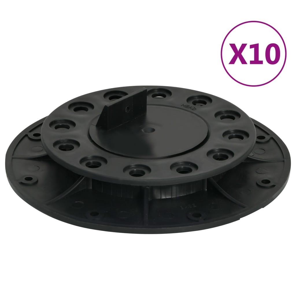 Výškově stavitelné terče 10 ks 20–30 mm
